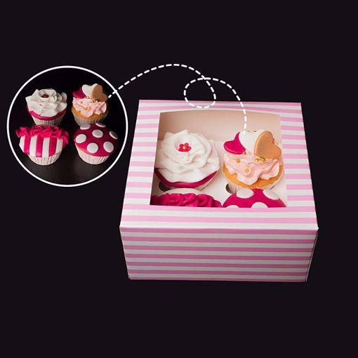 Afbeelding van Happy Cupcakebox 4