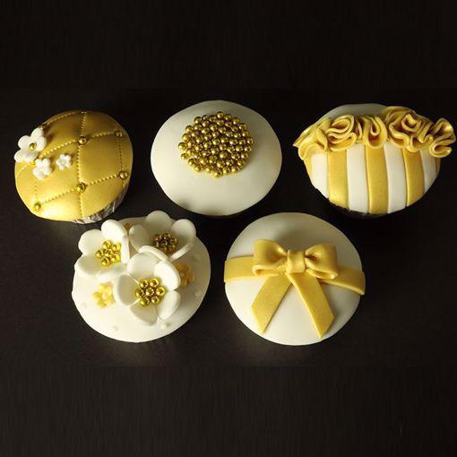 Afbeelding van Muffins classic Goldies (5x2)