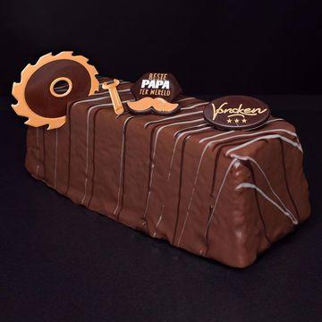 Afbeeldingen van Vaderdag Chocolade Cake